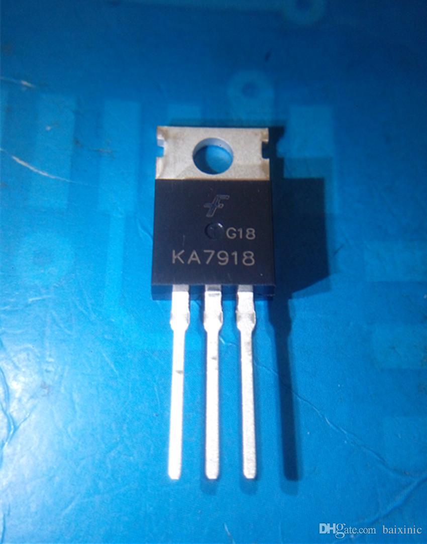 Оптовая 10 лот шт. KA7918 KA7918TU Рег LDO-18V 1A TO220 на складе новые и оригинальные ic бесплатная доставка