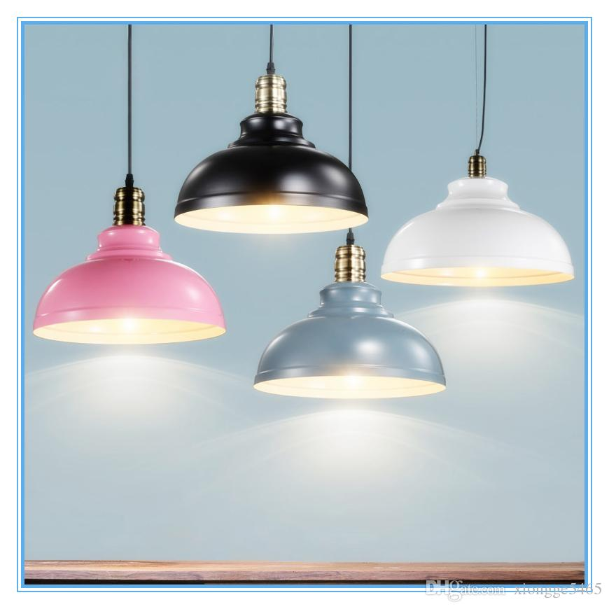 2017 industrial retro style art pendant lights vintage hanging 2017 industrial retro style art pendant lights vintage hanging lampshade lighting restaurant barcoffee shop lamps luminaries modern pendant lighting aloadofball Gallery