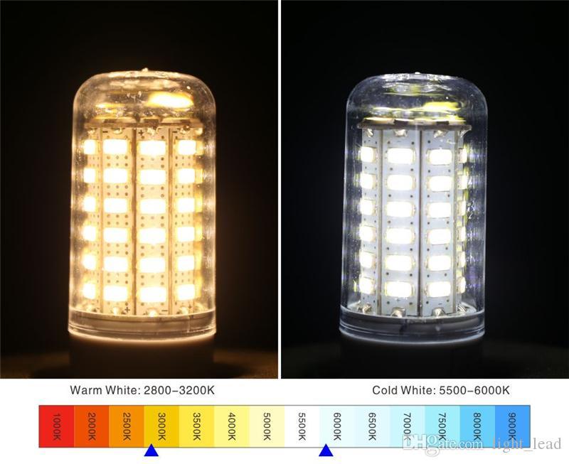 LED Bulb E27 E14 E12 B22 LED Lamp 5730 SMD LED Lights Corn Bulb 7W 9W 12W 15W 18W 24W Chandelier Candle Lighting