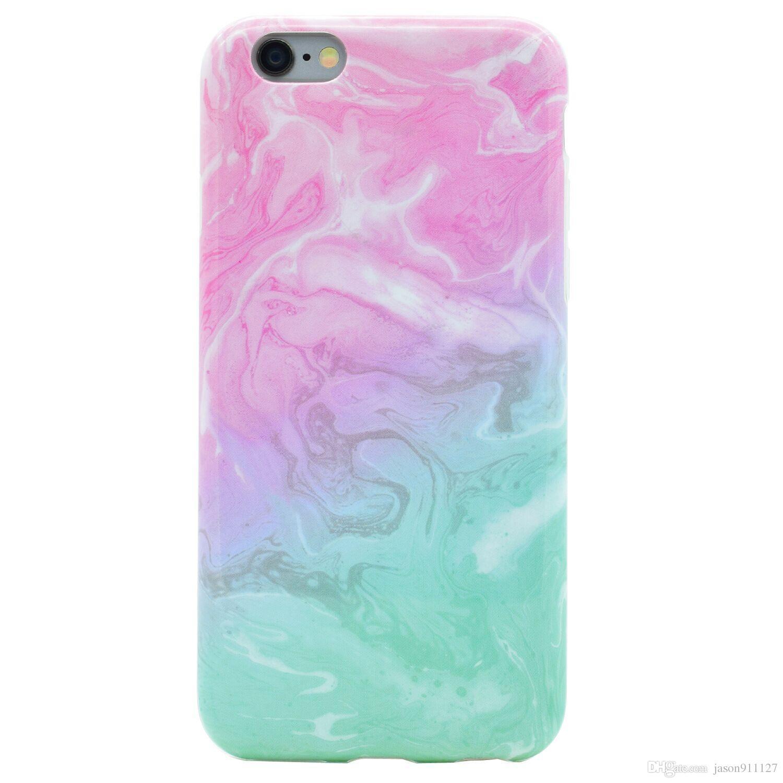 2017 Marble Degin Phone Case For Iphone7 6s 6 Plus 5 5s Se Soft