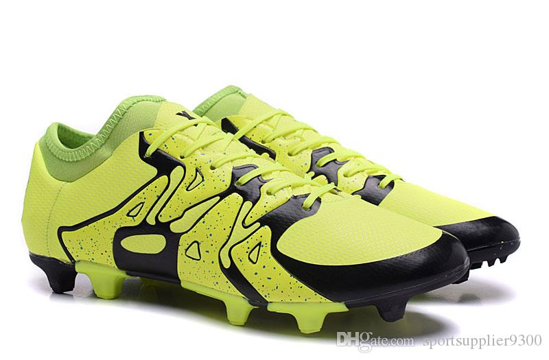 2f2df5ca7 2019 New Fashion Men S Meysey  S Top X 15.1 FG AG Football Soccer Shoes  Mixed Artificial Grass Ace Broken TF Size US 6 11 From Sportsupplier9300