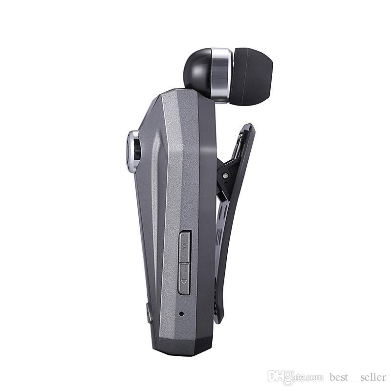 K10 datierte teleskopische bluetooth headset 4,1 auto stereo anrufe universal vibration bewegung Telefon Kopfhörer