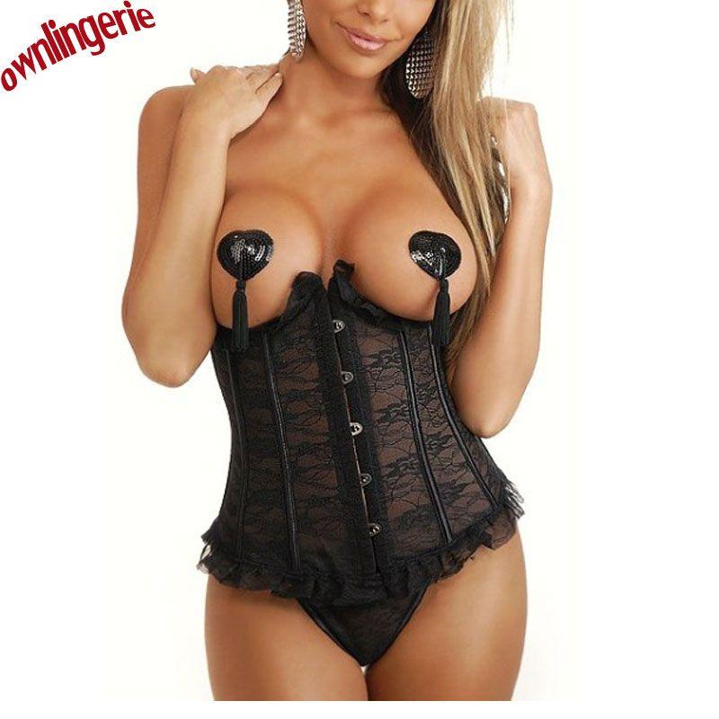 Sex in corset