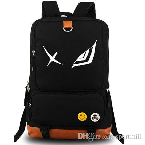 4aa19a782a2b 2019 Kill La Kill Backpack Matoi Ryuuko School Bag Anime Daypack Cartoon  Schoolbag Outdoor Rucksack Sport Day Pack From Sportmill