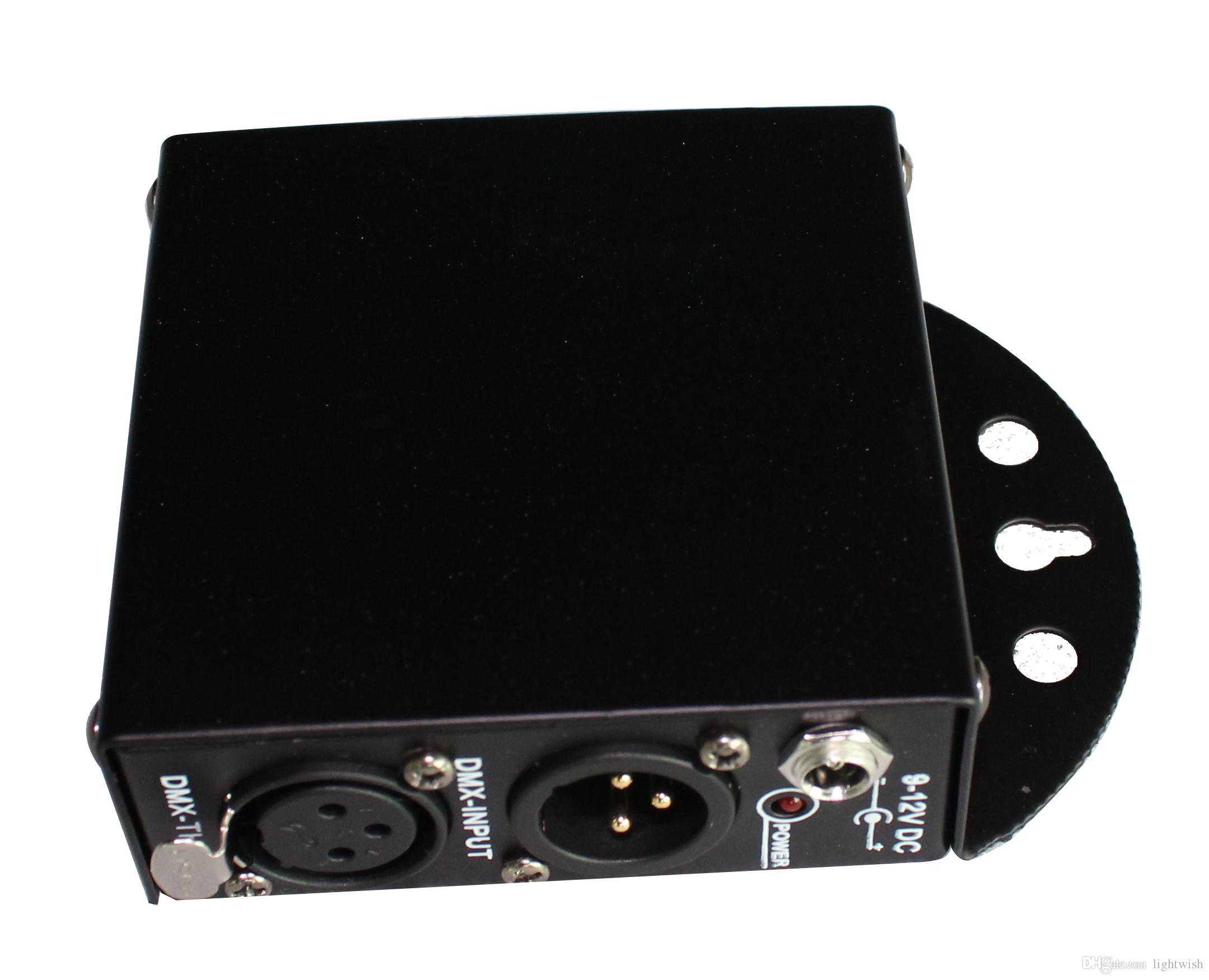 2019 dmx splitter 2 channels 100 optical isolated 2 way dmx