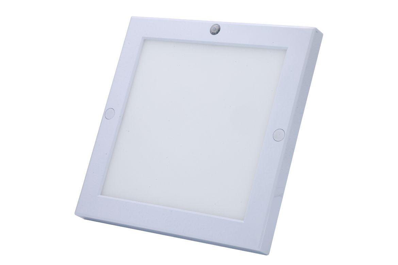 superficie il nuovo disegno 18W Sensore radar del sensore di movimento a microonde Piazza montato Pannello LED Light