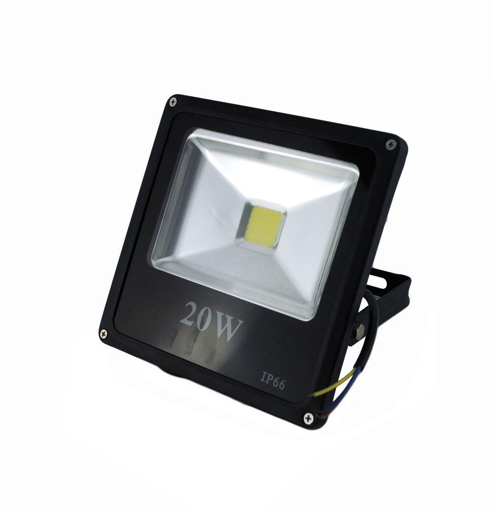 10W 20W 30W 50W LED Floodlight Lámpara de luz de inundación de lavado LED al aire libre AC85V-265V led reflectores blanco