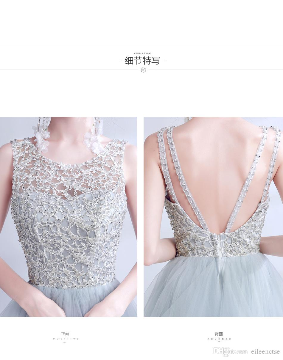 2019 China Star same style evening/Cocktail Party/Prom dresses with backless & irregular lace layer weave hem hollow sexy clothing