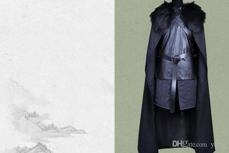 halloween costumes game of thrones v cosplay jon snow cosplay fancy farty men outfit popular halloween themes halloween costumes