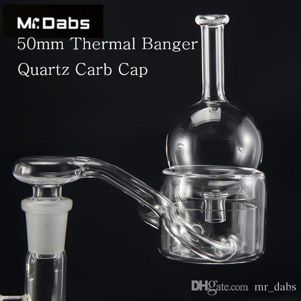 Of Quartz Thermal Banger Nail Big Bowl 50mm Diameter With