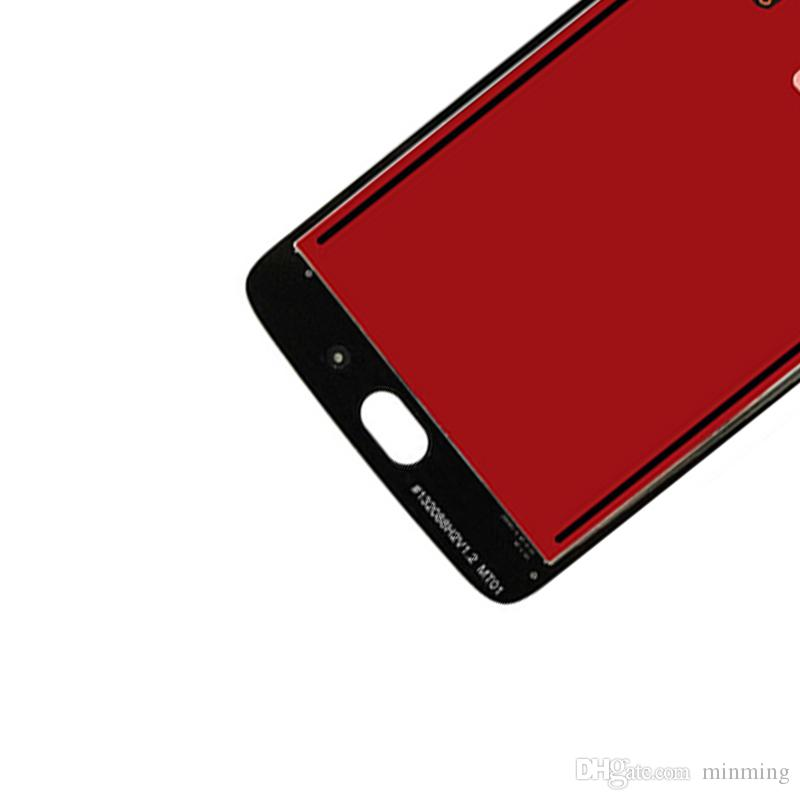 """New 5"""" LCD Display +Digitizer Touch Screen For Motorola For Moto G5 xt1670 XT1672 Assembly Mobile Phone Parts For MOTO G5 +"""