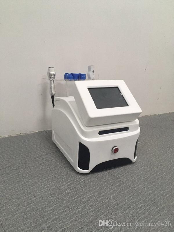 2017 vendita calda thermagic matrice a punti frazionario rf thermagic macchina la pelle di serraggio e sollevamento di fronte