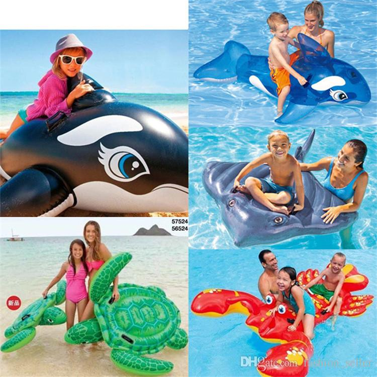 Summer Beach Toy Childrens Inflatable Float Water Swimming