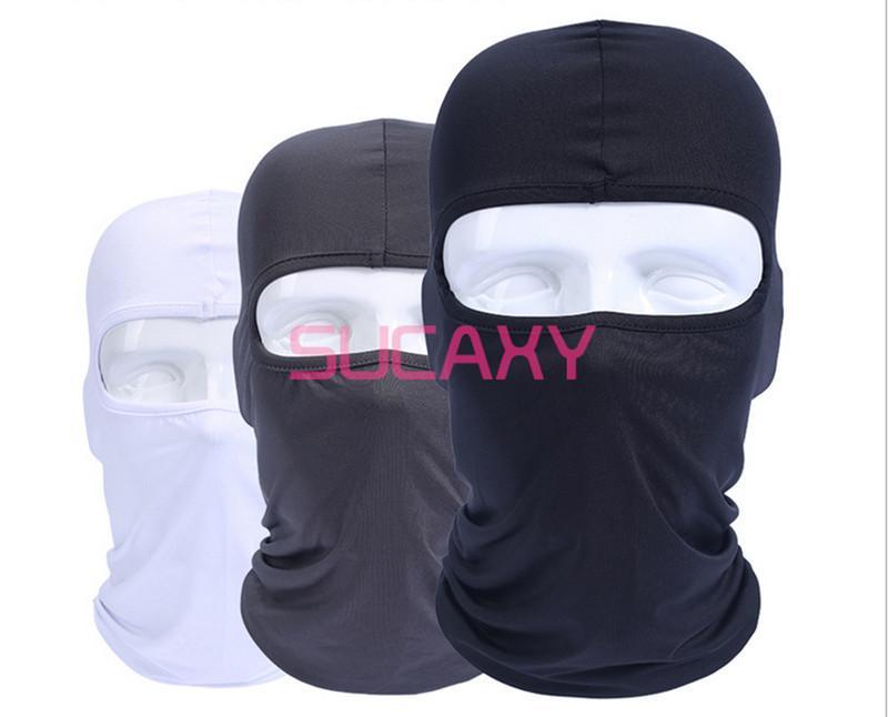 Esportes ao ar livre Ciclismo Máscaras de Equitação Caminhadas Bicicleta Balaclava Esportes de Inverno Equitação Máscaras de Esqui Da Motocicleta Ciclismo Proteger Máscara facial