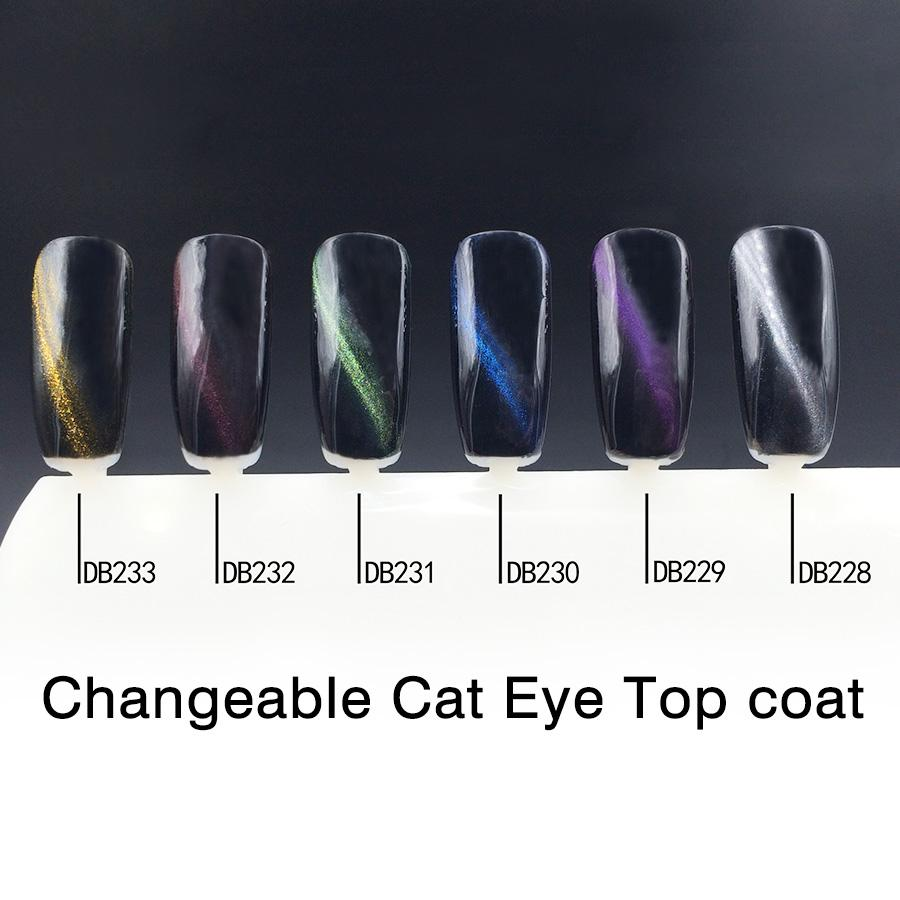 Wholesale monasi nail design cats eye magnetic top coat nail gel see larger image prinsesfo Choice Image