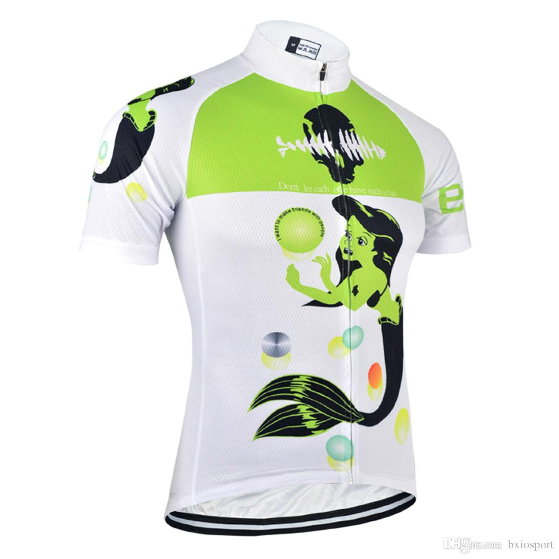 Hot Summer BXIO Cycling Tops Breathable Cycling Shirt Short Sleeve ... 35f77f88d