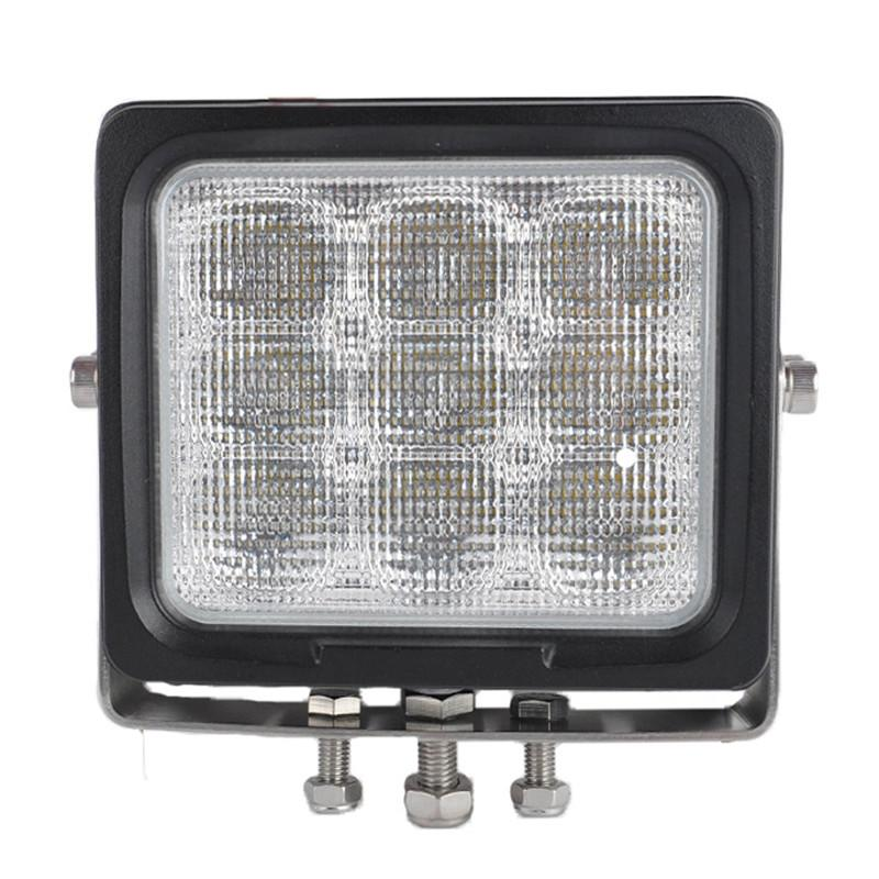 """DHL 6"""" 90W CREE Chips LED Driving Working Light 9LED*10W Offroad SUV ATV 4WD Spot Pencil / Flood Spread Beam 9000LM Heavy SUPER Bright"""
