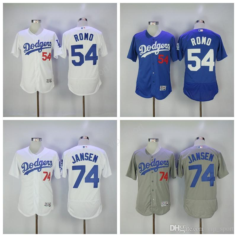 new style 38869 cf253 cheap los angeles dodgers kenley jansen 74 white authentic ...