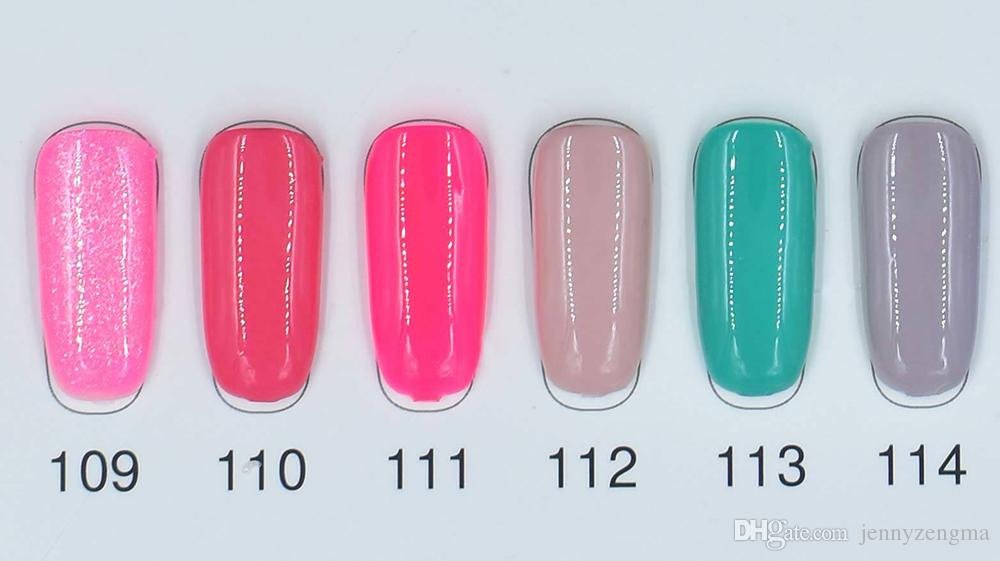 109 114 Different Bottle Nail Polish Color 8 10ml Long Lasting Holo ...