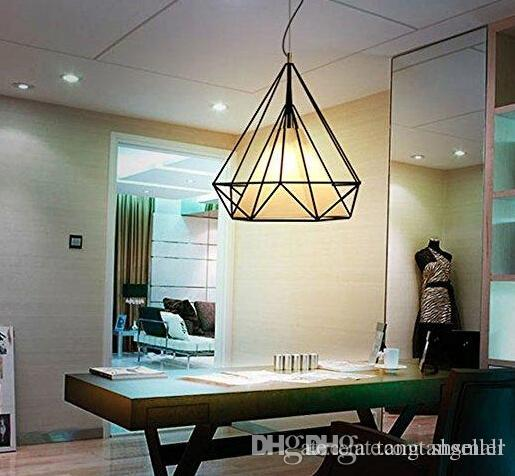 creative home decorative lights metal decorative iron chandelier