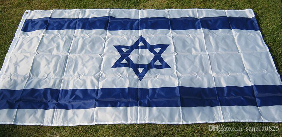 Israel And Palestine National Flag On Brick Wall Stock Photo ...