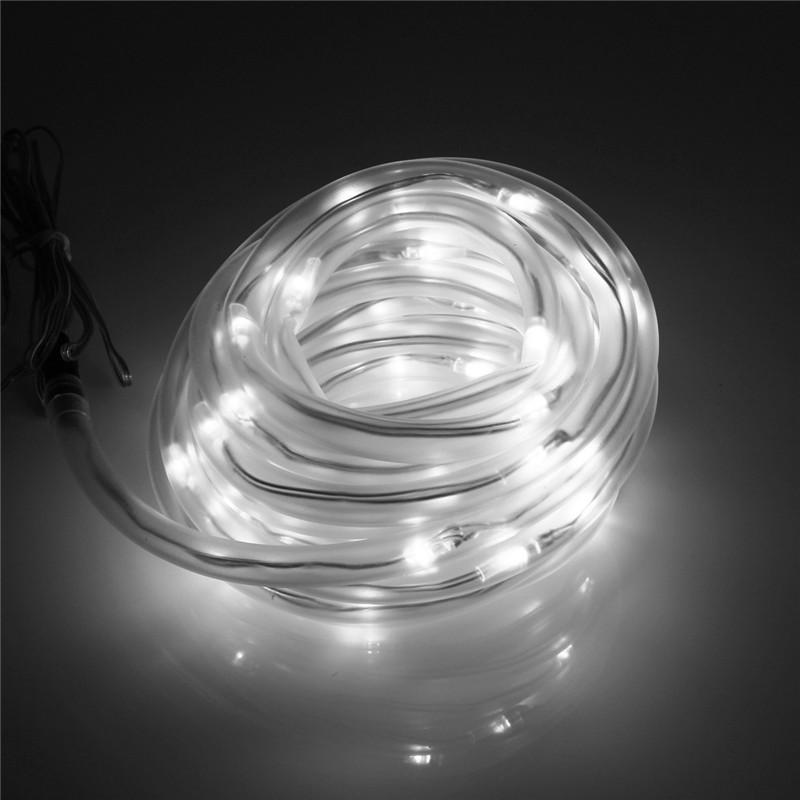 Wholesale waterproof 7m 50 led fairy lamp solar power rope tube led wholesale waterproof 7m 50 led fairy lamp solar power rope tube led string light led outdoor light garden christmas party decor led lighting outdoor mozeypictures Gallery