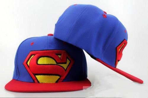 6d164e3e49486 DC Cartoon Superman Snapback Hats For Men Superman Embroidery Sports ...