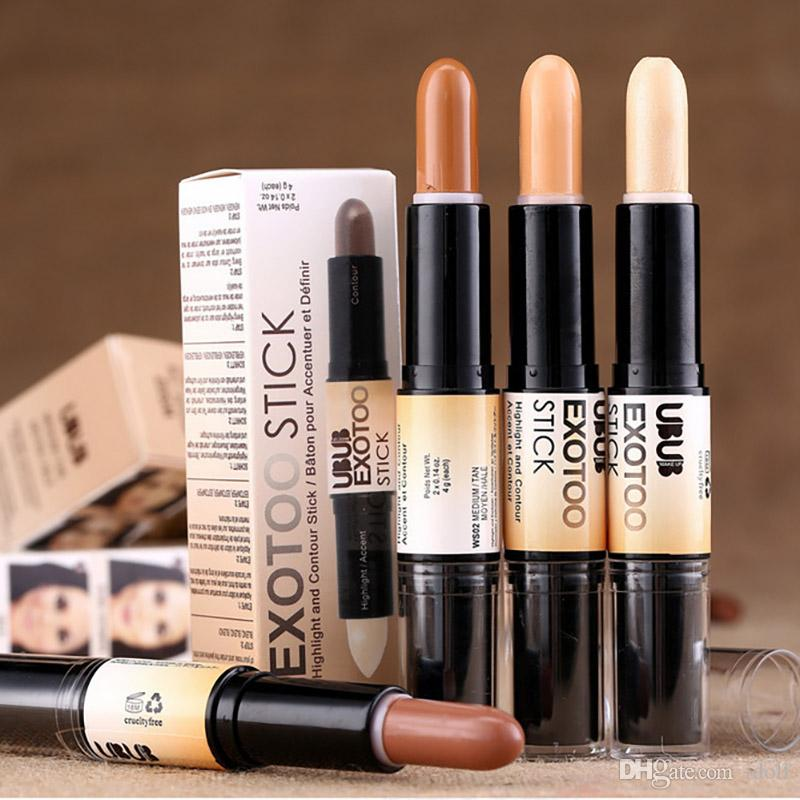 Nyx wonder stick concealer highlight contour stick foundation face makeup double ended contour - Nyx concealer wand glow ...
