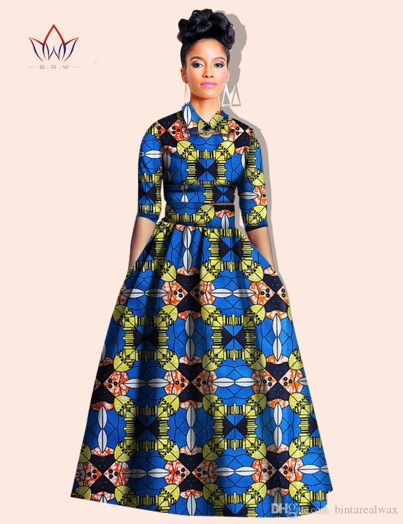 African Bazin Clothes For Women Custom Traditional African Clothing ...