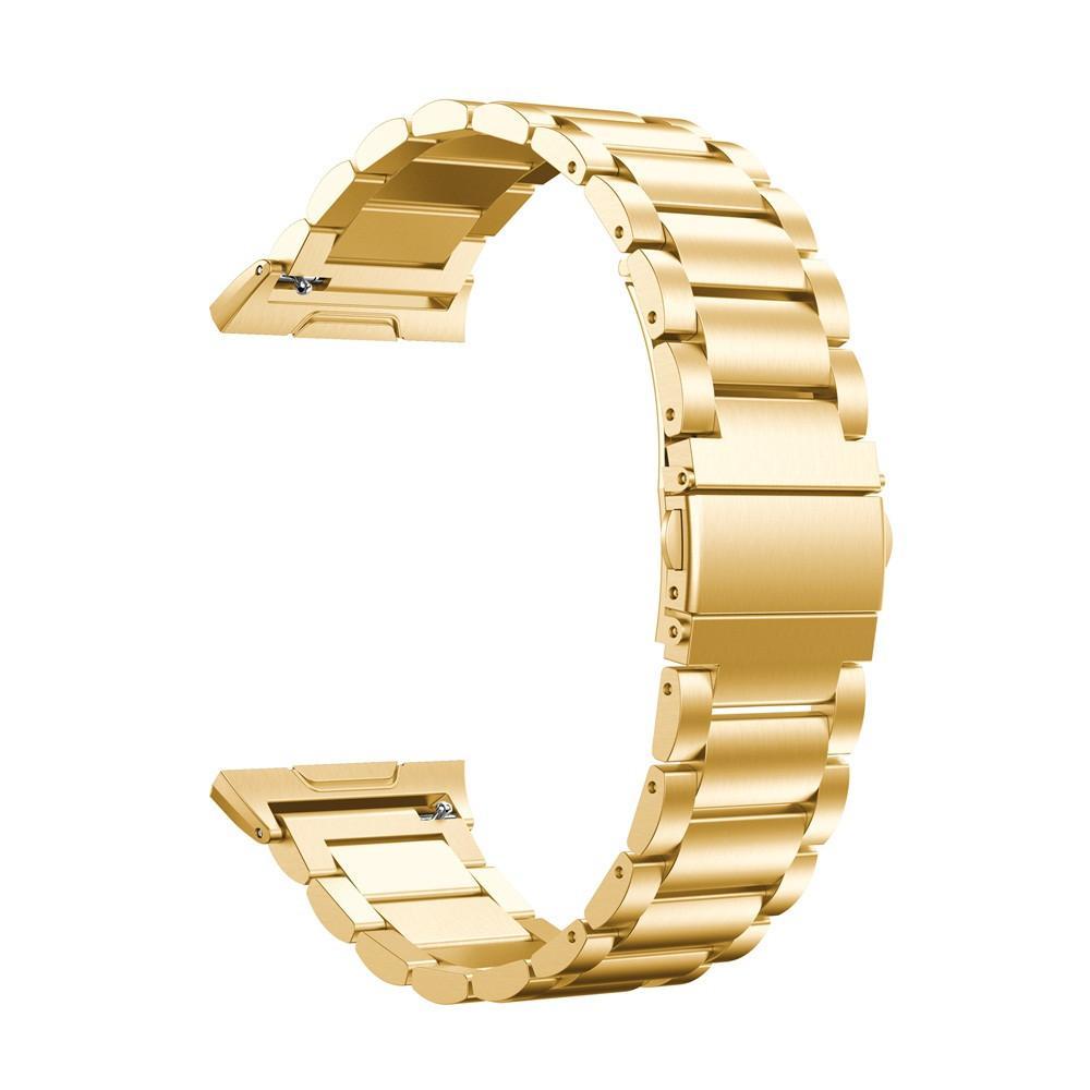 핏 비트 이온에 대한 핏 비트 이온 스테인레스 스틸 스트랩 스마트 시계 밴드 금속 교체 밴드에 대한 2017 최신 스마트 액세서리