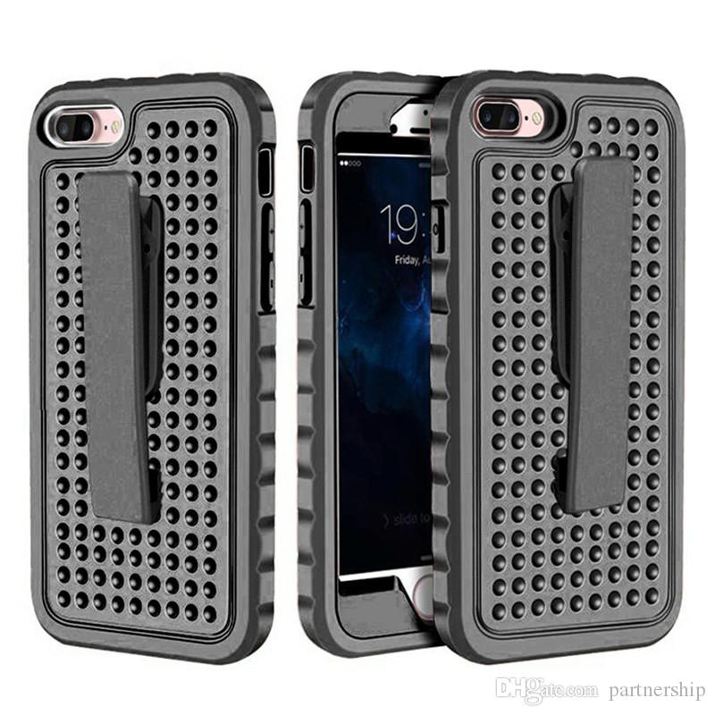sports shoes b8ba4 8b3f8 For iPhone 6S Case Belt Clip Holster Stand Heavy Duty Armor Case Cover For  iPhone 6 Plus 6S Plus 7 7 PLUS Shockproof Hard Case