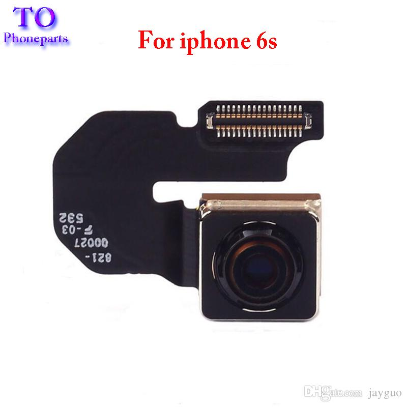 OEM Back Rear Camera Flex Cable Ribbon Module Lens Flash Repair Parts Replacement for iPhone 6S 4.7 Free DHL