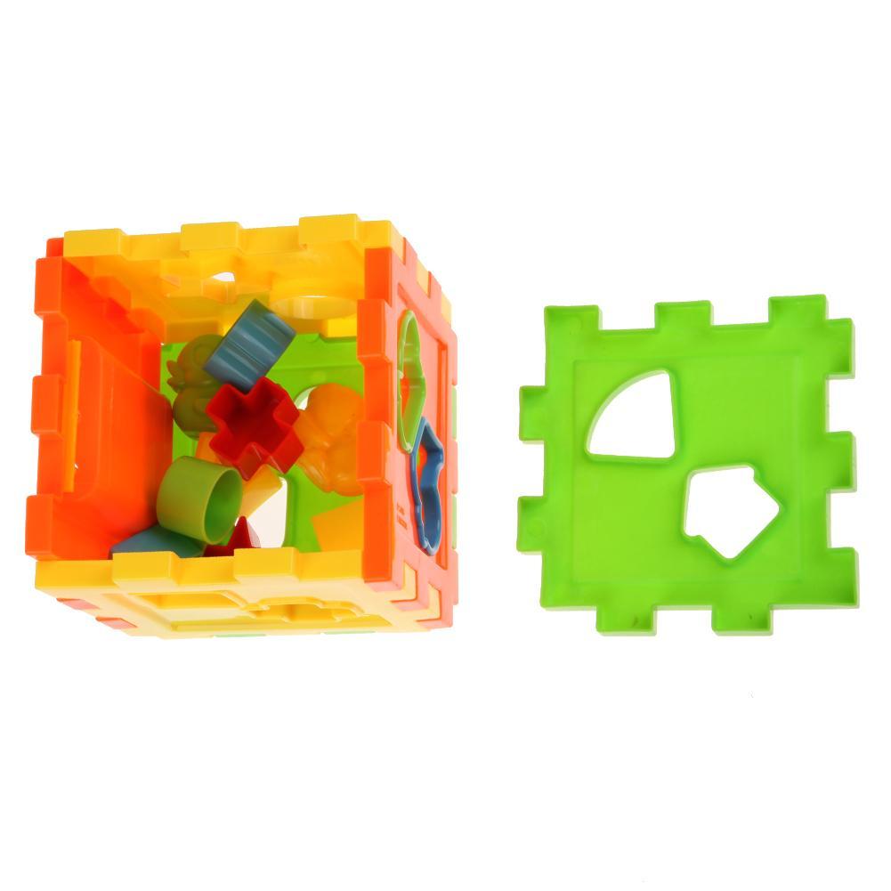 Bebé Bloque de juguete colorido Ladrillos de plástico ABS Bloques a juego Bebé Niños Inteligencia Educativo Caja de clasificación de juguetes