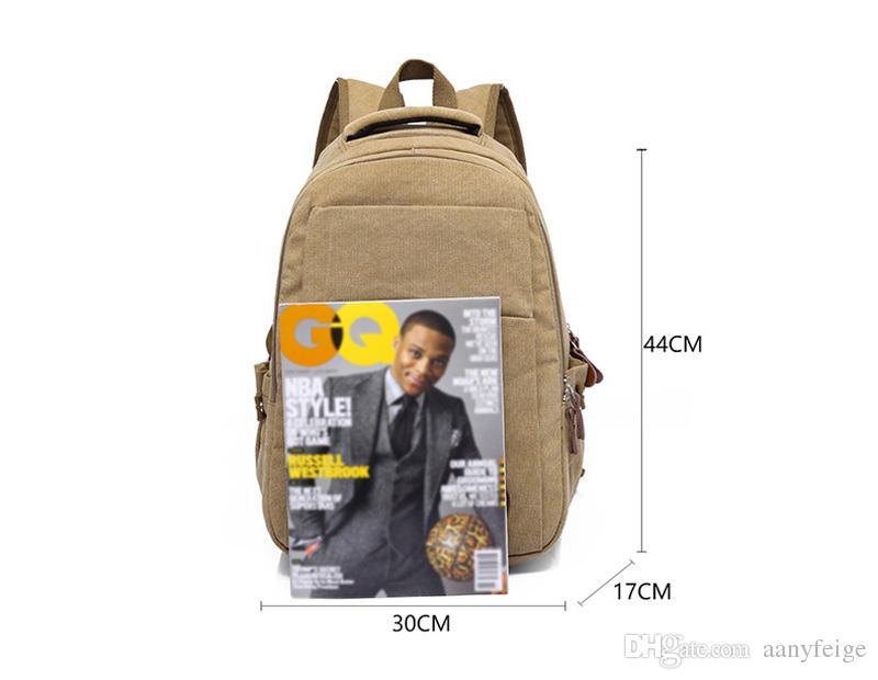 Laptop Outdoor Backpack - Travel Hiking Camping Rucksack Pack - Casual Large College School Daypack - Shoulder Book Bags Back