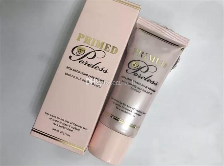 En la acción !! maquillaje caliente imprimado sin poros de la piel suavizado Fundación Face Primer 28g envío libre de DHL