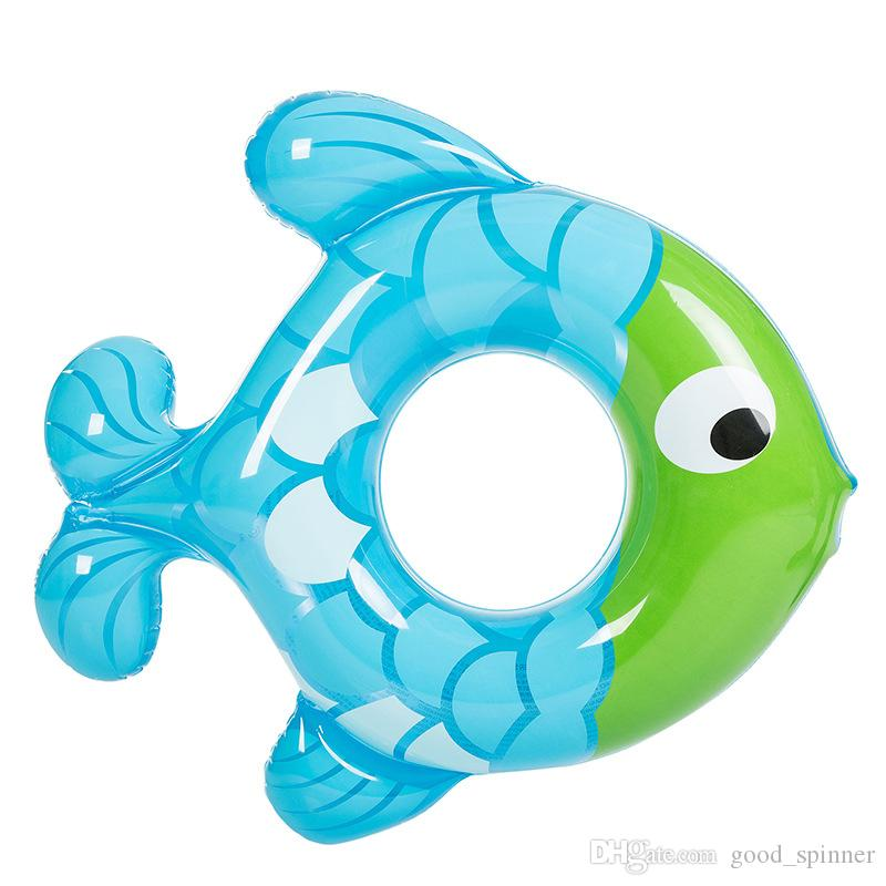 Summer ring Outdoor pool Inflatable Baby Swim Float Ring Child Swimming Circle Baby Seat Rings without swimsuit