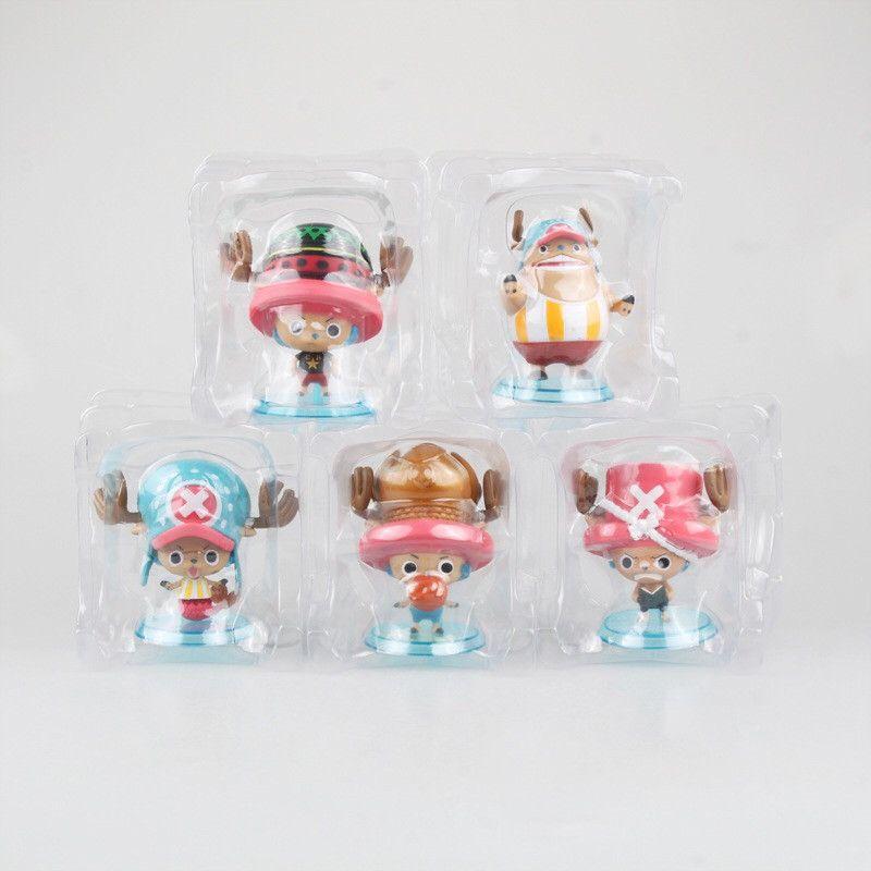 One Piece Tony Tony Chopper Figuarts Zero Boxed Action Figures PVC Anime Toys Japanese Cartoon Doll Toys