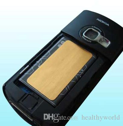2017 hot realy work Wholesale -hot Anti Radiation and Battery salvage stickeranti radiation battery chip /bag