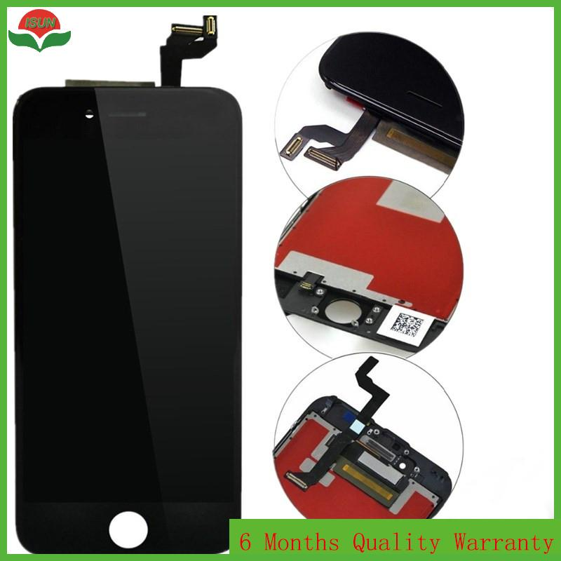 Replacement For iPhone 4/4S LCD Display LCD Digitizer Touch Screen Assembly No Dead Pixel DHL