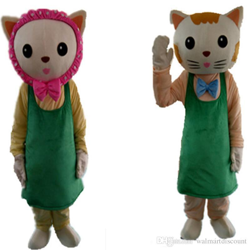 5fe4f0e73c1 2017 Factory Made Hello Kitty Mascot Costume Cat Performing Clothing Hello  Kitty Cartoon Costume Adult Size Party Fancy Dress Horse Mascot Costume  Monkey .
