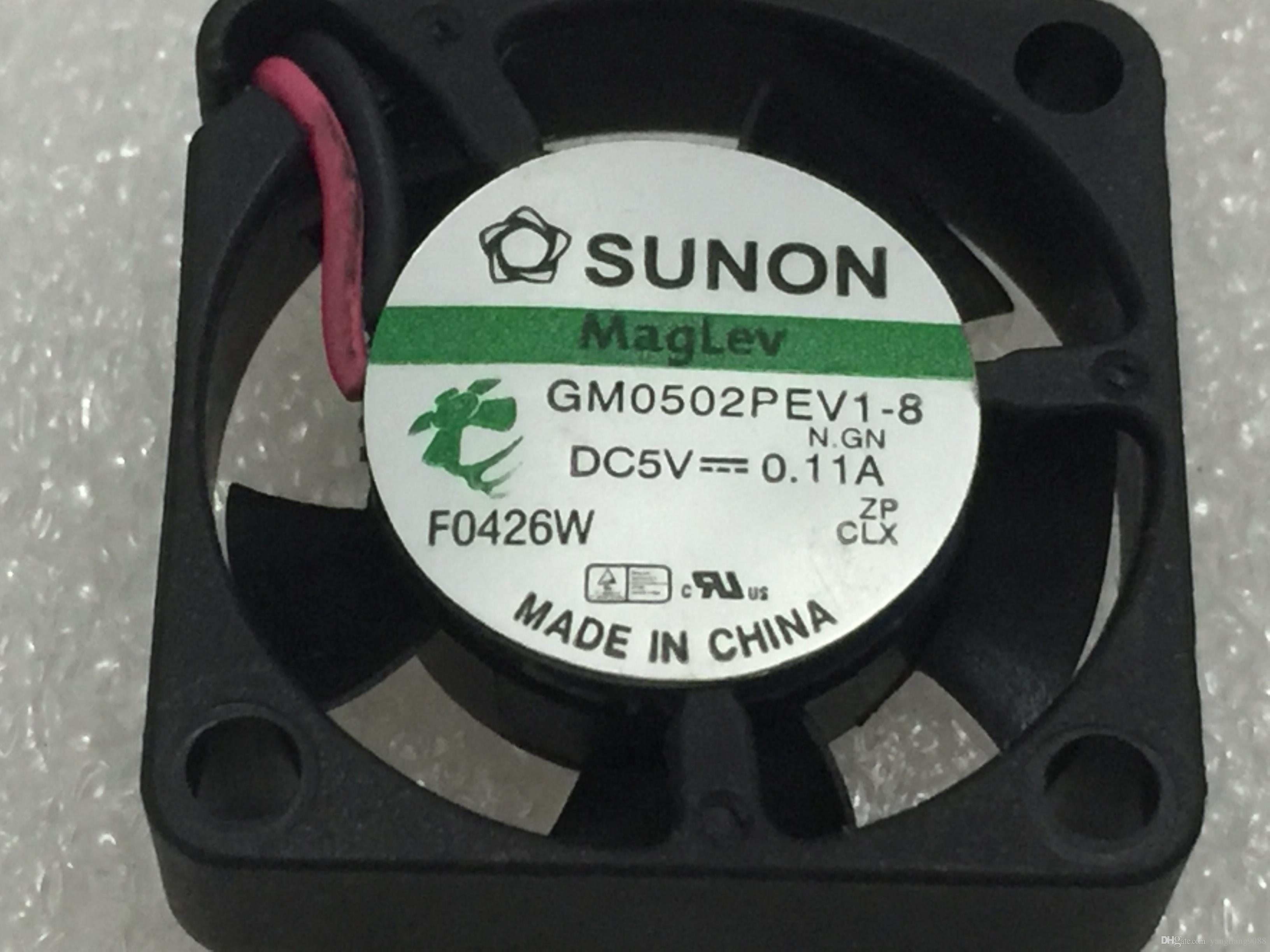 SUNON GM0502PEV1-8 N.GN Server Square Cooling fan