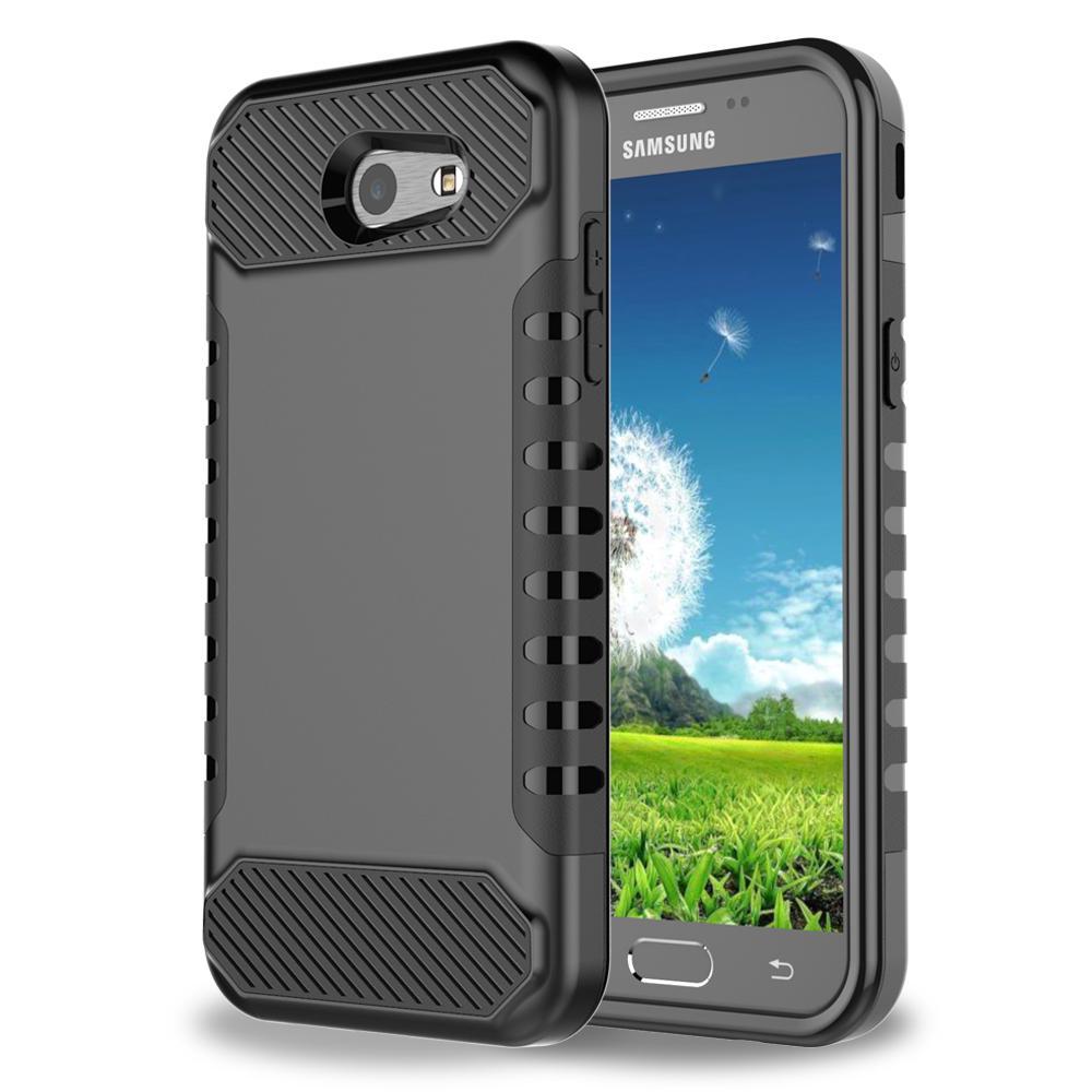 56298e1c31f Comprar Fundas De Moviles 2 EN 1 Funda Para Samsung Galaxy J3 Emerge J3  2017 J327P TPU Funda Para Teléfono Celular PC Para Motorola Moto G5 Plus Fundas  De ...