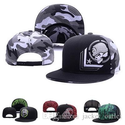 Hot Metal Snapback Street Caps & Hats M Snapbacks Adjustable Hat Men Women Baseball Cap Cheap Sale