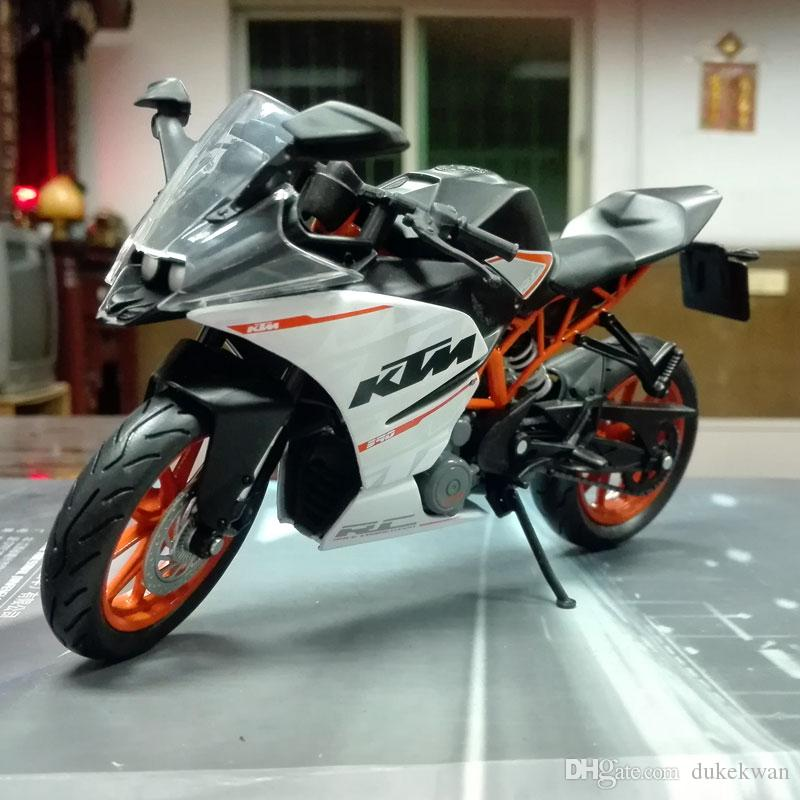 2017 brand new jocity 1/12 scale motorcycle toy ktm rc 390 diecast