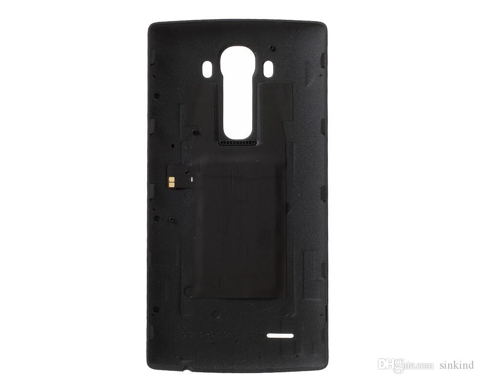 For LG G4 G4 H815 Battery Housing Back Cover Smartphone Replacement Case Part Covers Funda
