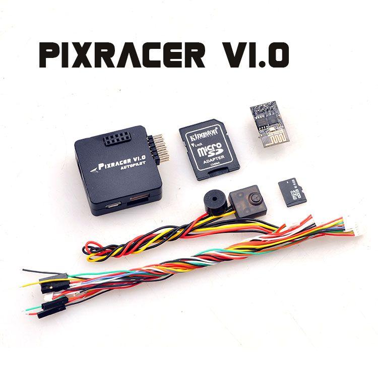 F18053/6 Mini Pixracer Autopilot Xracer FMU V4 V1 0 PX4 Flight Controller  Board for DIY FPV Drone 250 RC Quadcopter Multicopter