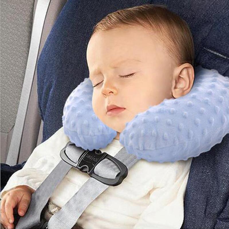 wholesale infant child safety seat neck pillow headrest travel car seat soft pillow baby. Black Bedroom Furniture Sets. Home Design Ideas