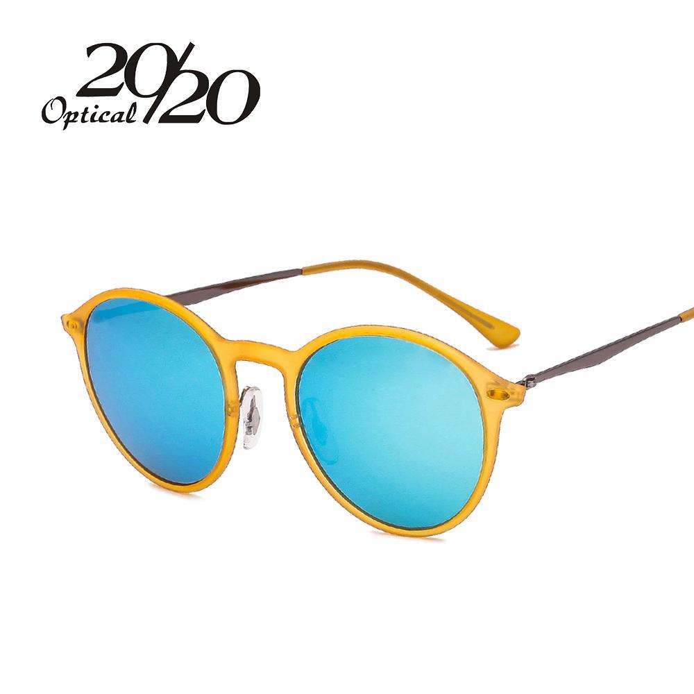 96daba0621e Wholesale-New Fashion Polarized Sunglasses Women Round Oculos De Sol ...