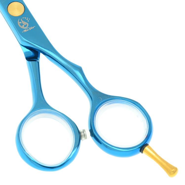 5.5Inch Meisha Professional Hair Shears Barber Scissors Set Hair Cutting & Thinning Shears JP440C Hairdressing Salon Tool, HA0043