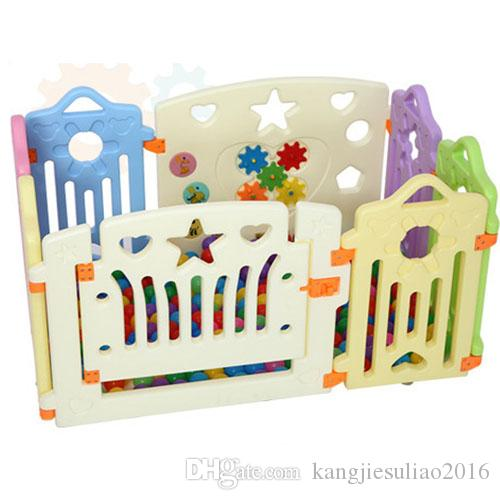 2019 Baby Safety Gate Game Fence Pool Ocean Ball Baby Kids Toys